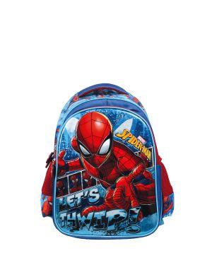 Spider-Man Spiderman Salto Lets İlkokul Çantası 5240