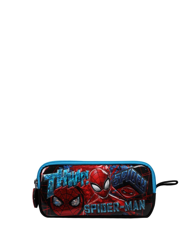 Spider-Man Spiderman Salto Stand Tall Kalemlik 5256 Siyah - Mavi