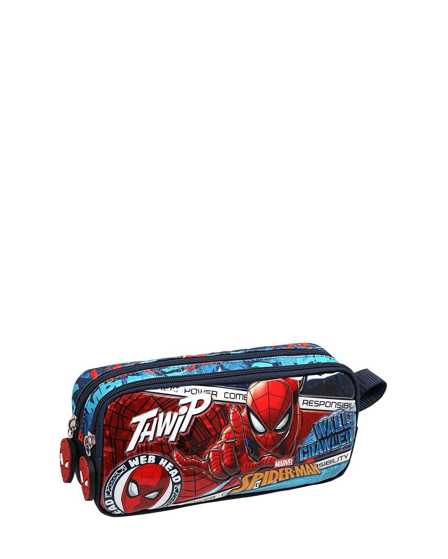 Spider-Man Spiderman Salto Wall Crawler Kalemlik 5271 Mavi