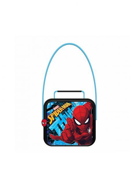 Spider-Man Spiderman Echo Erkek Çocuk Beslenme Çantası OTTO-5687 Kırmızı