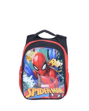 Spiderman Graffiti İlkokul Çantası  Kırmızı