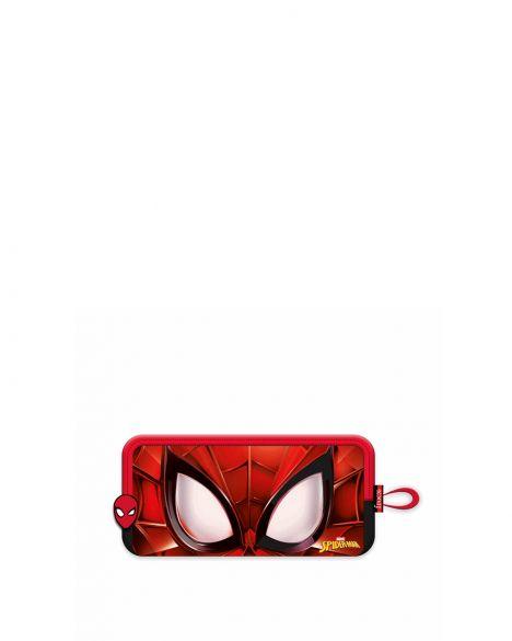 Spider-Man Spiderman Hawk Mask Erkek Çocuk Kalemlik OTTO-5682 Kırmızı - Siyah