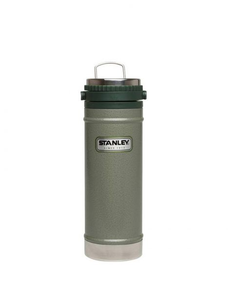 Stanley Klasik Seri-0.47 Litre Vakumlu Kahve Presi 10-01855 Hammertone Green