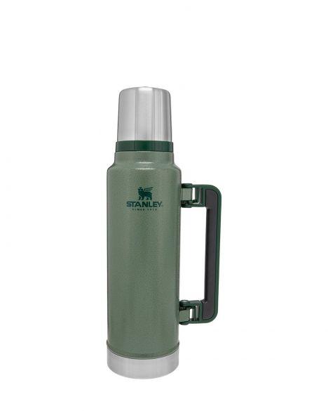Stanley Efsane Klasik Seri-1.4 Litre Vakumlu Çelik Termos 10- 08265 Hammertone Green
