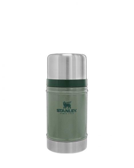 Stanley Efsane Klasik Seri-0.70 Litre Çelik Yemek Termosu 10-07936 Hammertone Green