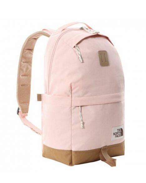 The North Face Daypack Sırt Çantası NF0A3KY5 Pink Dark Heather - U. Brown