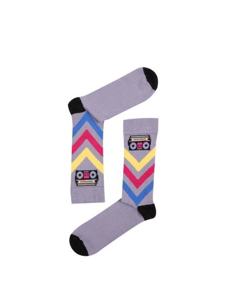 The Socks Company Boom Sox Erkek Çorap 15KDCR136E Renkli