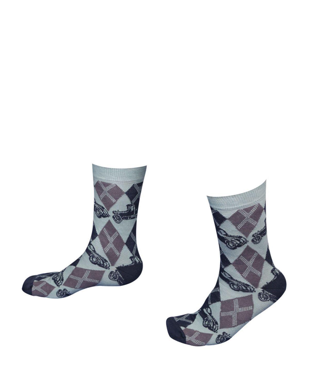 The Socks Company Cargyle Erkek Çorap 15KDCR137E Renkli