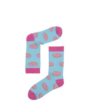 The Socks Company Donuts Kadın Çorap 15KDCR784K