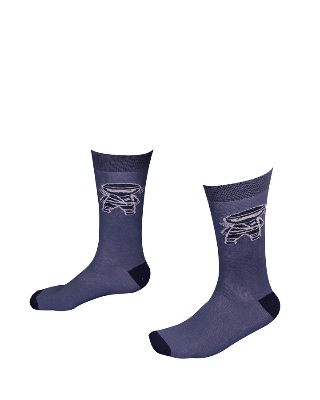 The Socks Company Little Ninja Erkek Çorap 15KDCR113E Renkli