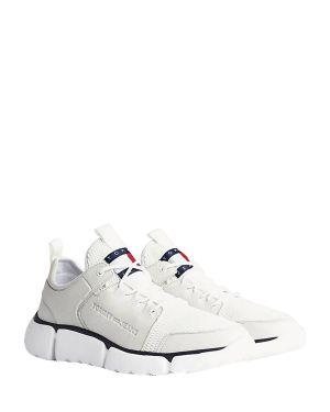 Chunky Lace Up Shoe Erkek Ayakkabı  White