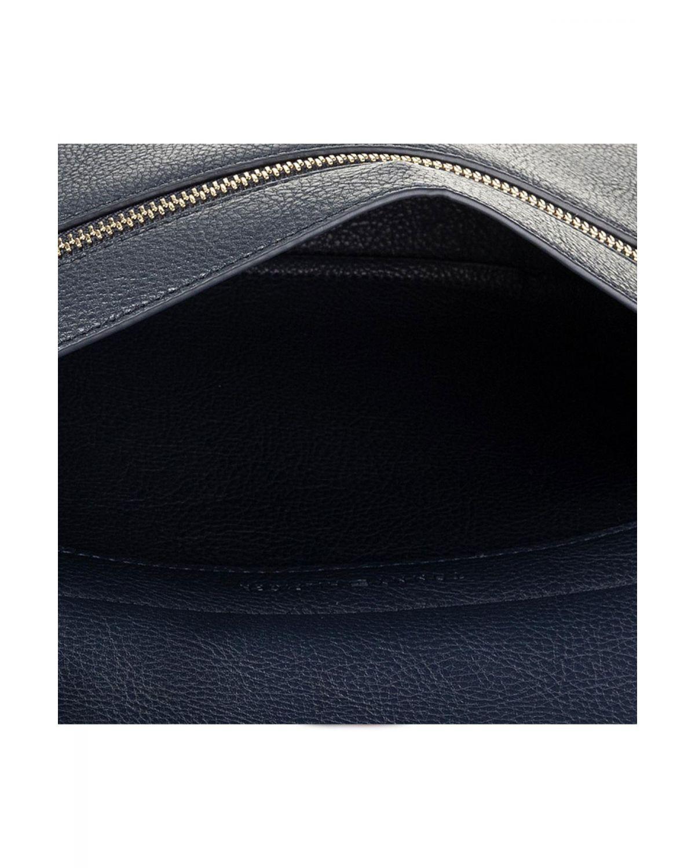 Tommy Hilfiger Core Saddle Çapraz Askılı Kadın Çantası AW0AW07416 Black