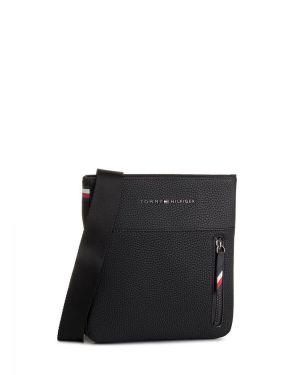 Essential Mini Çapraz Askılı Erkek Çantası  Black