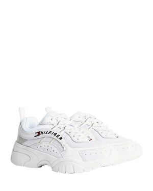 Heritage Tommy Jeans Wmns Runner  White
