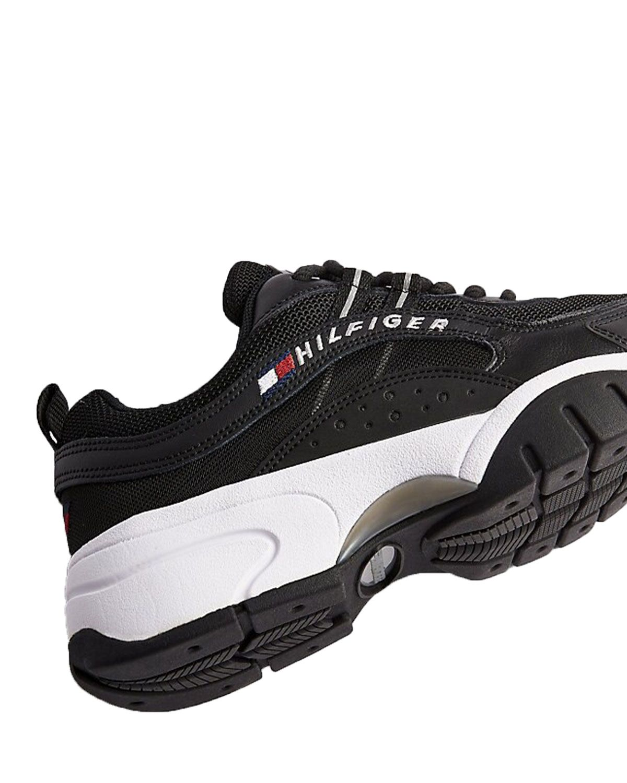 Tommy Hilfiger Heritage Wmns Runner Kadın Ayakkabı EN0EN00792 Black
