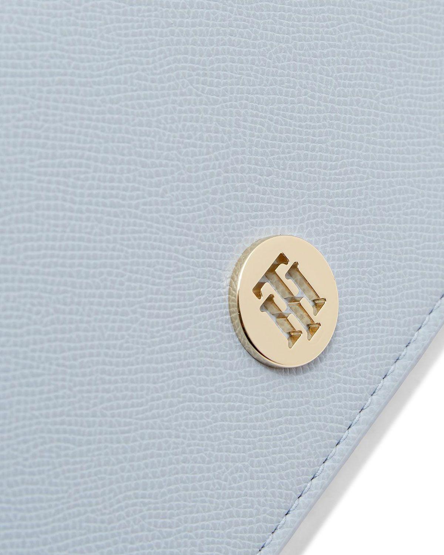 Tommy Hilfiger Honey Flap Crossover Çapraz Askılı Kadın Çantası AW0AW07943 Breezy Blue