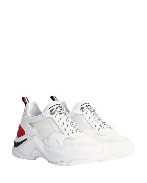 Tommy Hilfiger Internal Wedge Sporty Sneakers FW0FW04704
