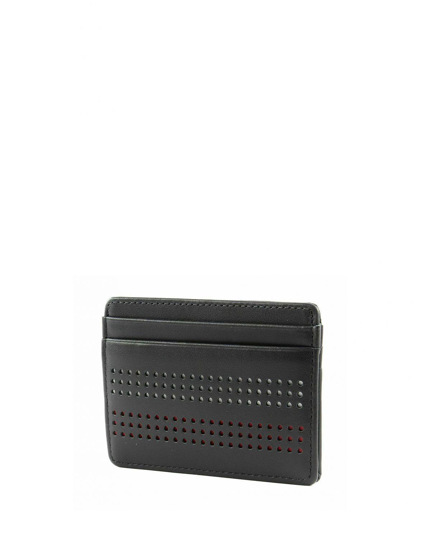 Tommy Hilfiger Style Leather Kartlık AM0AM05064 Black