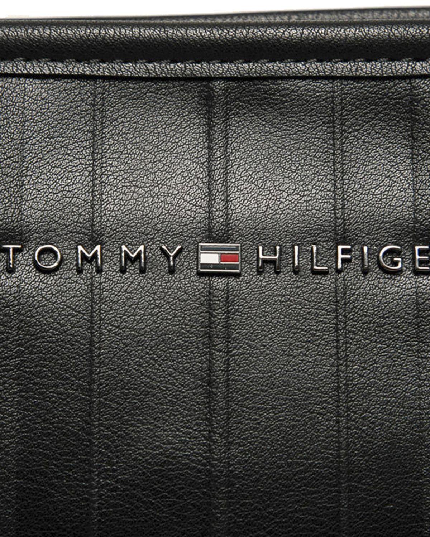 Tommy Hilfiger Metro Crossover Çapraz Askılı Erkek Çantası AM0AM05789 Black