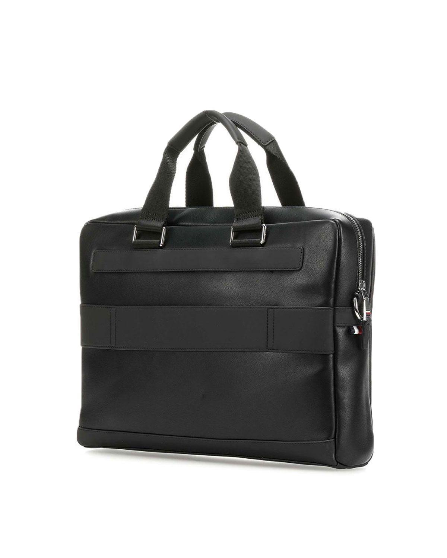 Tommy Hilfiger Metro Laptop / Evrak Çantası AM0AM05439 Black