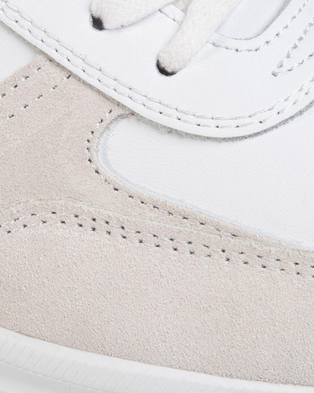 Tommy Hilfiger Modern Corporate Leather Runner Erkek Spor Ayakkabısı FM0FM02662 White