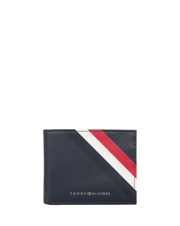 Tommy Hilfiger Sicnature Erkek Cüzdanı AM0AM04546 Corporate