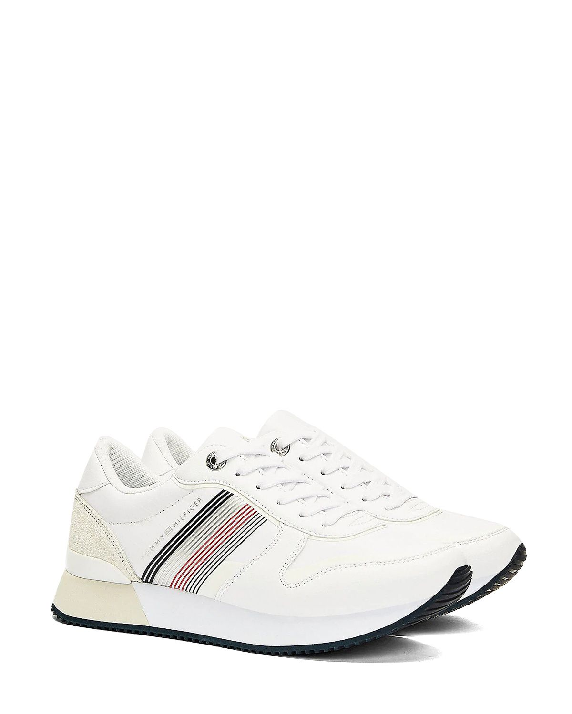 Tommy Hilfiger Active City Kadın Sneaker FW0FW05011 White