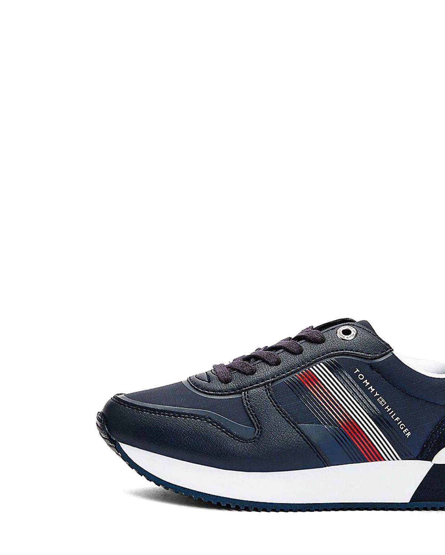 Tommy Hilfiger Active City Kadın Sneaker FW0FW05011 Desert Sky