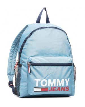 Tommy Hilfiger Campus Boy Graphic Erkek Sırt Çantası AM0AM06755 Blue