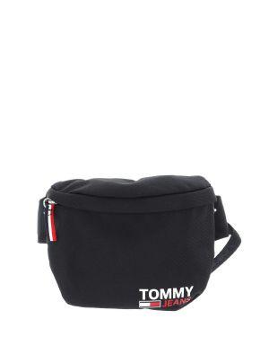 Tommy Hilfiger Campus Girl Bumbag Kadın Bel Çantası AW0AW08955 Black