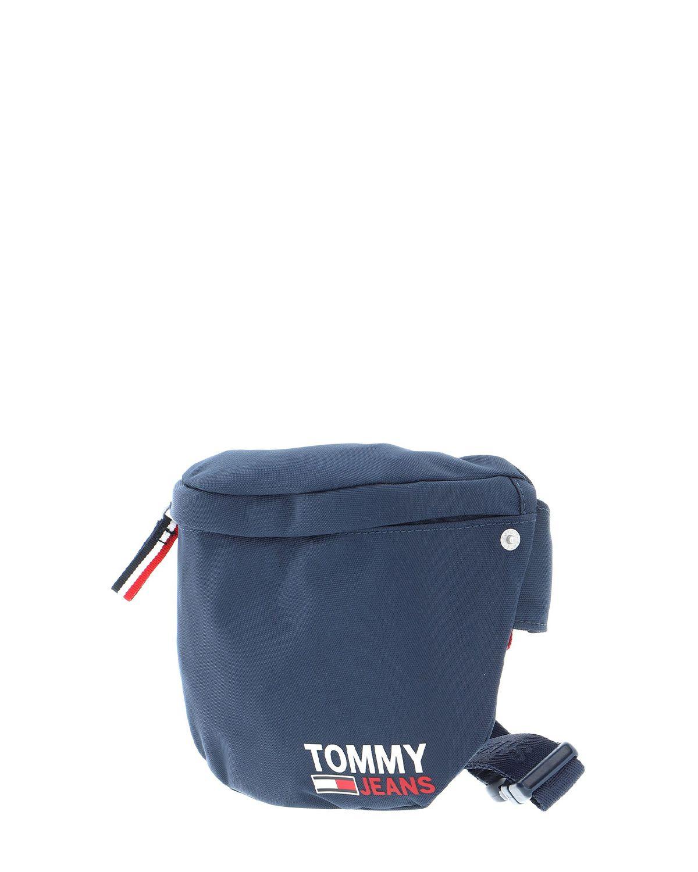 Tommy Hilfiger Campus Girl Bumbag Kadın Bel Çantası AW0AW08955 Twilight Navy