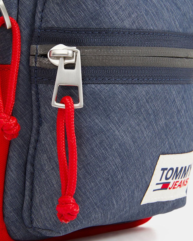 Tommy Hilfiger College Tech Çapraz Askılı Erkek Çantası AM0AM06772 Corporate
