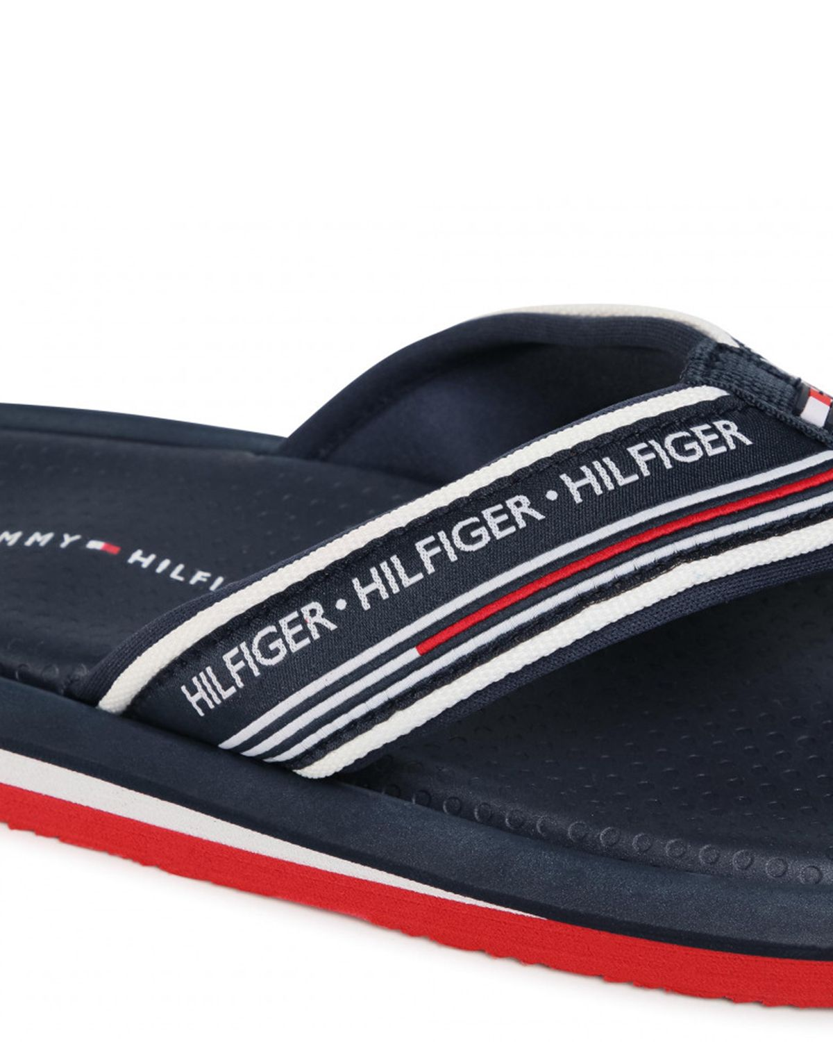 Tommy Hilfiger Corporate Comfort Be Erkek Terlik FM0FM02879 RWB