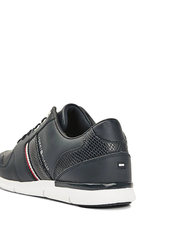 Tommy Hilfiger Corporate Lightweight Kadın Sneaker FW0FW05244 Desert Sky