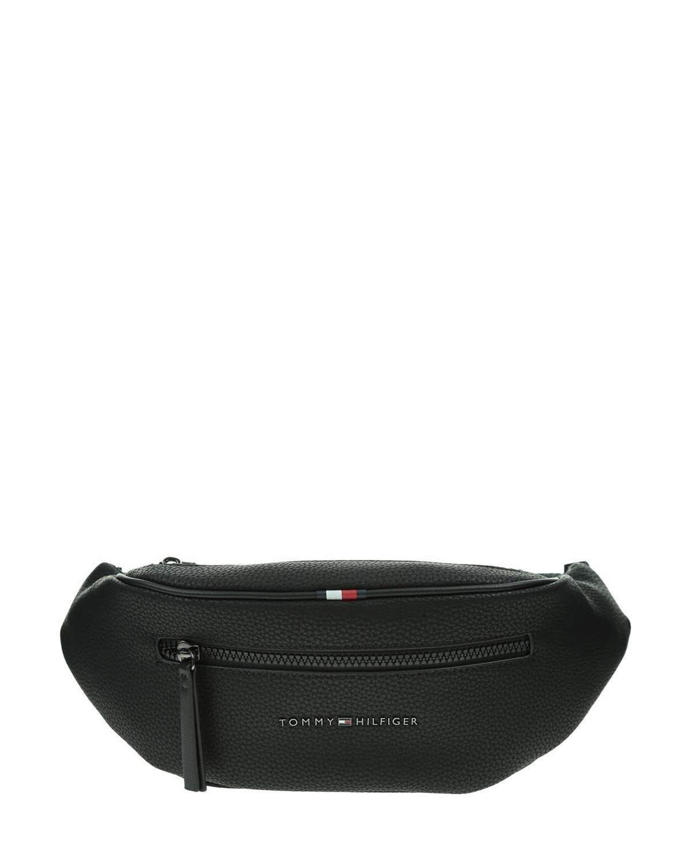 Tommy Hilfiger Essential Erkek Bel Çantası AM0AM06476 Black