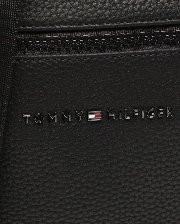 Tommy Hilfiger Essential Mini Çapraz Askılı Erkek Çantası AM0AM06478 Black