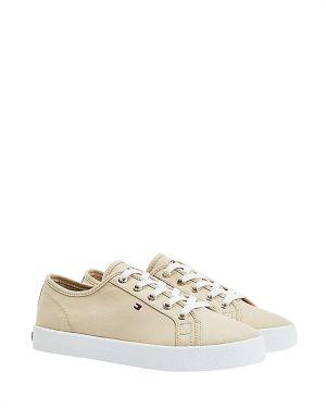 Tommy Hilfiger Essential Nautical Sneaker Kadın Ayakkabı FW0FW04848