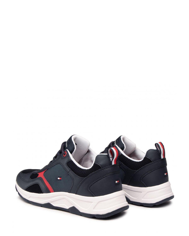 Tommy Hilfiger Fashion Mix Erkek Sneaker FM0FM02846 Desert Sky