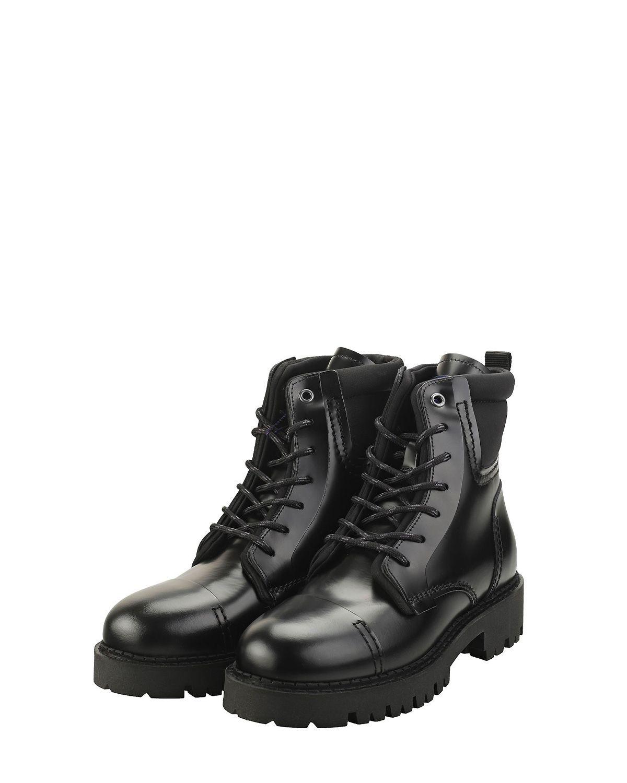 Tommy Hilfiger Fashion Pop Color Kadın Bot EN0EN01144 Black