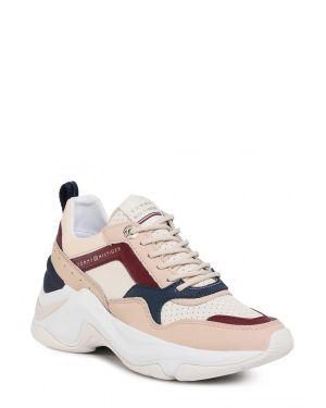 Tommy Hilfiger Feminine Internal Wedge Sneakers FW0FW05002