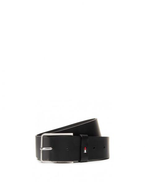 Tommy Hilfiger Modern Leather 4.0 Erkek Kemer AM0AM06358 Black