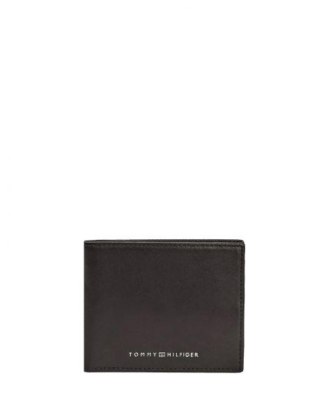 Tommy Hilfiger Seasonal Mini Cc Erkek Cüzdan AM0AM06545 Black