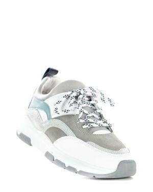 Tommy Hilfiger Sporty Chunky Glitter Sneaker Kadın Ayakkabı FW0FW04853 Grey Whisper