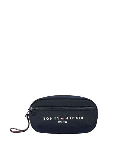 Tommy Hilfiger Th Established Mini Cc Wallet AM0AM07845 Blue