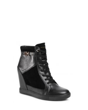 Th Hardware Kadın Sneakers  Black