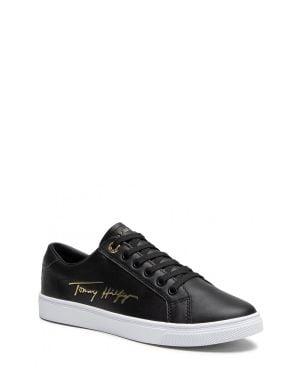 Tommy Hilfiger Th Signature Cupsole Kadın Sneakers FW0FW05543