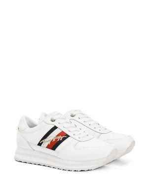 Tommy Hilfiger Th Signature Runner Kadın Sneaker FW0FW05218