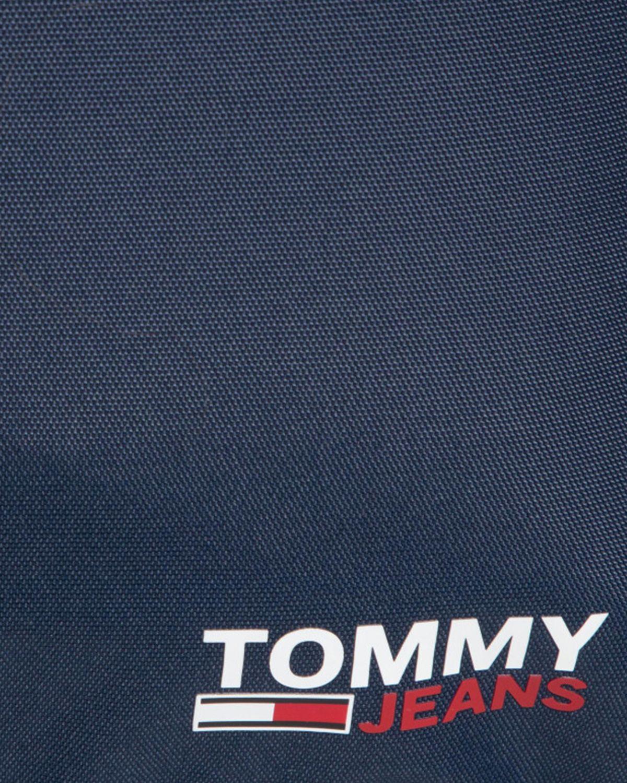 Tommy Hilfiger Tjm Campus Boy Laltop Çantası AM0AM06441 Twilight Navy