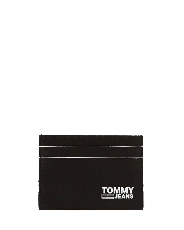 Tommy Hilfiger Tjm Cc Holder Recycled Kartlık AM0AM06652 Black