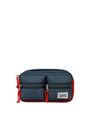Tommy Hilfiger Tjm College Tech Bumbag Cham Erkek Bel Çantası AM0AM06771 Corporate